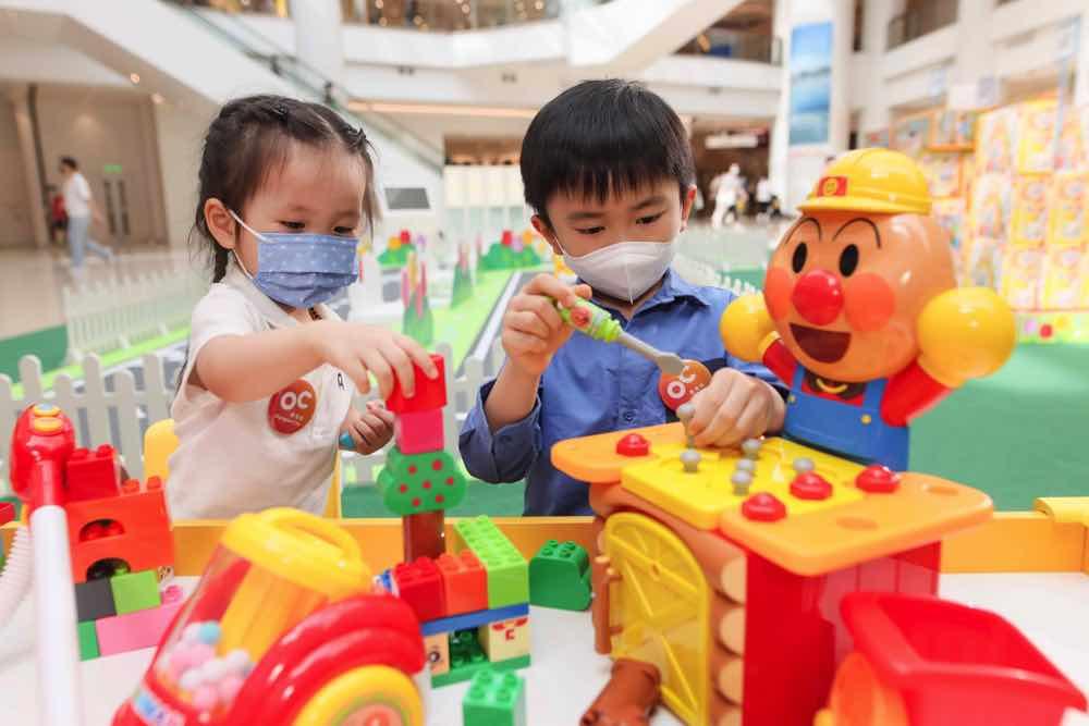 麵包超人春日祭奧海城期間限定店  200款熱賣精品玩具必搶