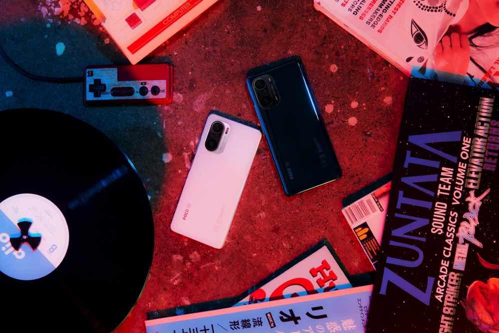 POCO F3 及 POCO X3 Pro 限量首賣 派手機券兼送定製衛衣及口罩