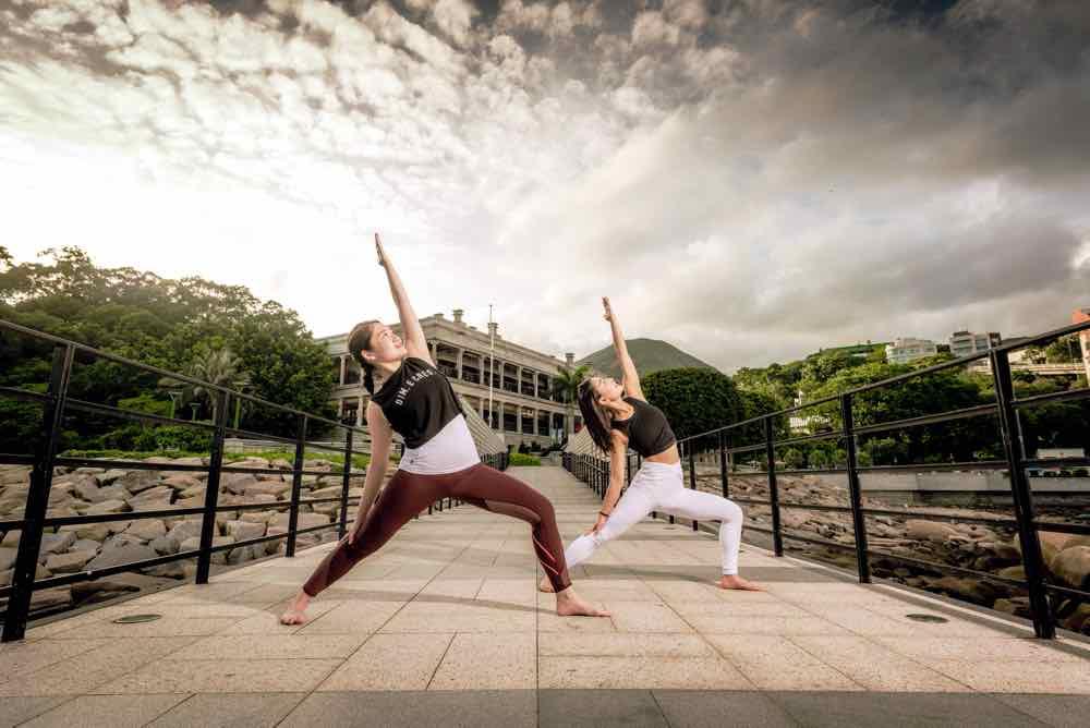 赤柱廣場 「 Boundless Tempo 」戶外瑜伽活動 首60名成功登記可獲瑜伽墊