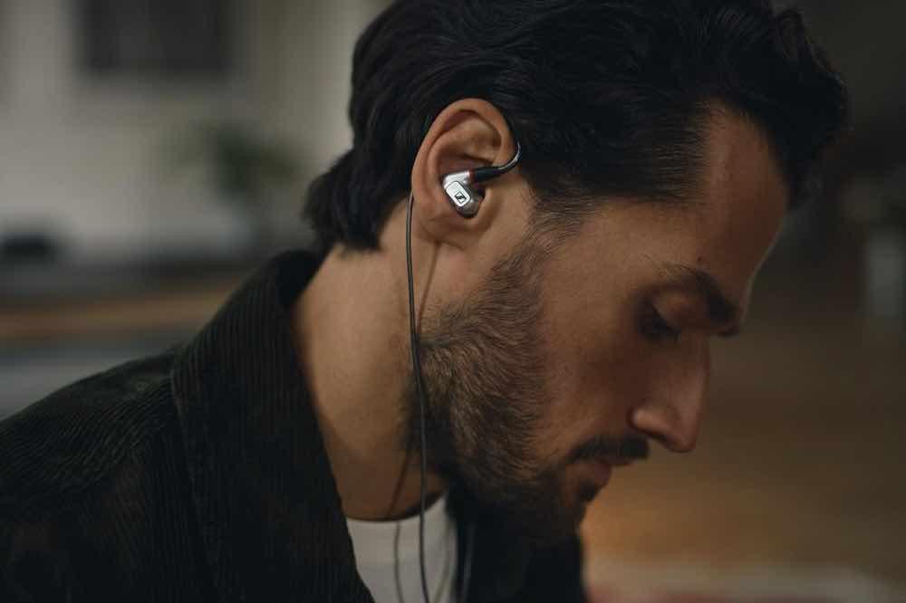 Sennheiser IE 900 旗艦級發燒耳機 三腔體吸音系統提升低音效果
