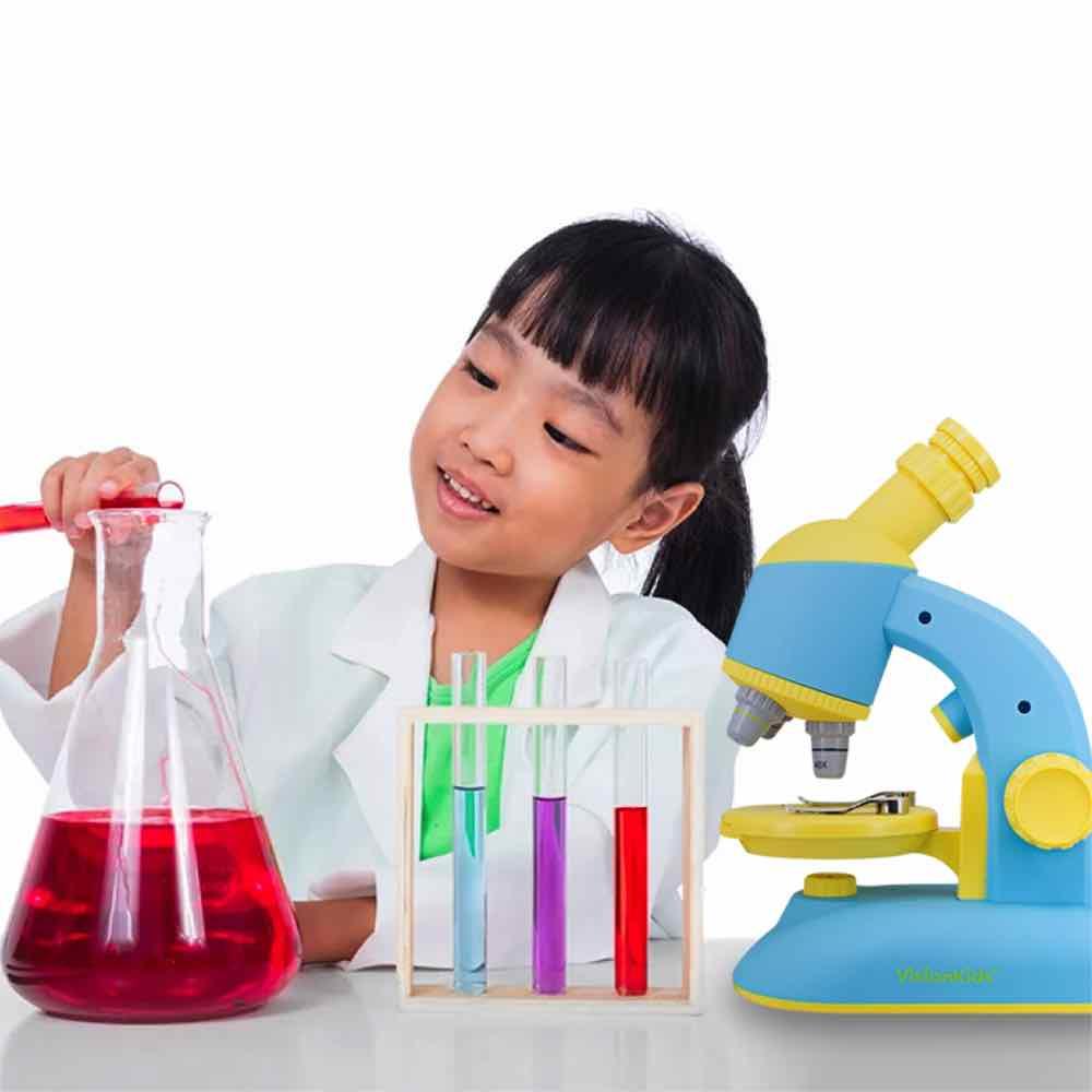 日本 VisionKids 新推出 KyoMiKids360 兒童光學顯微鏡 / 即影即有 InstaMini
