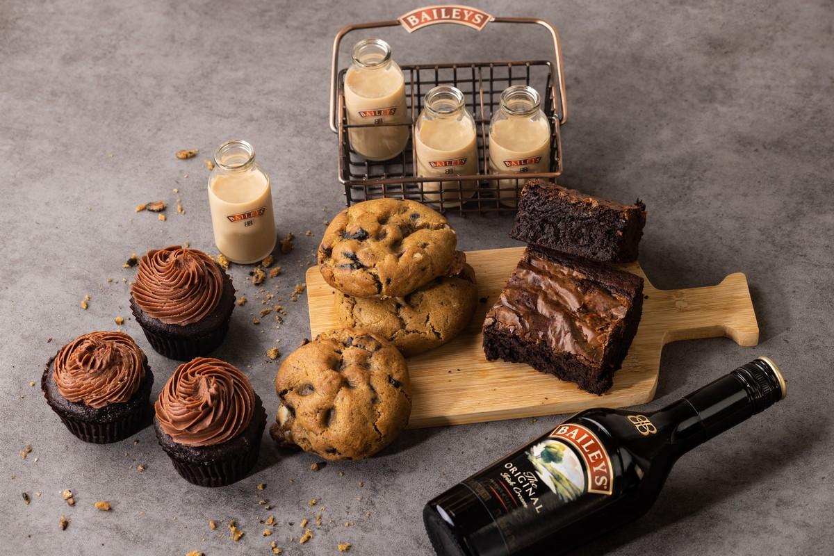 BAILEYS x Cookie DPT 創意朱古力甜店限時發售打卡要快手