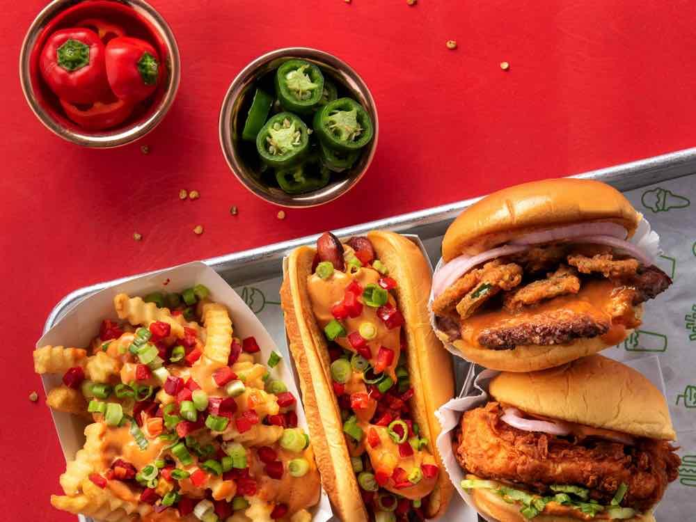 Shake Shack 推出期間限定  6 分店推CHIPOTLE 煙燻辣椒「芝」味系列