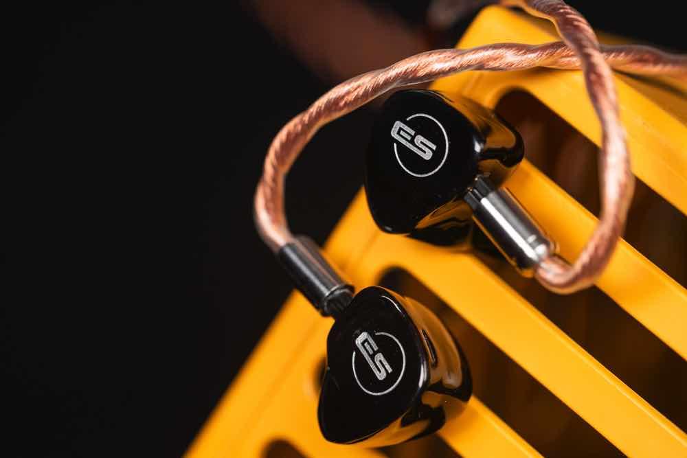 EarSonics THK10 Limited Edition  亞洲區限量版 十單元細緻音質盡收入耳