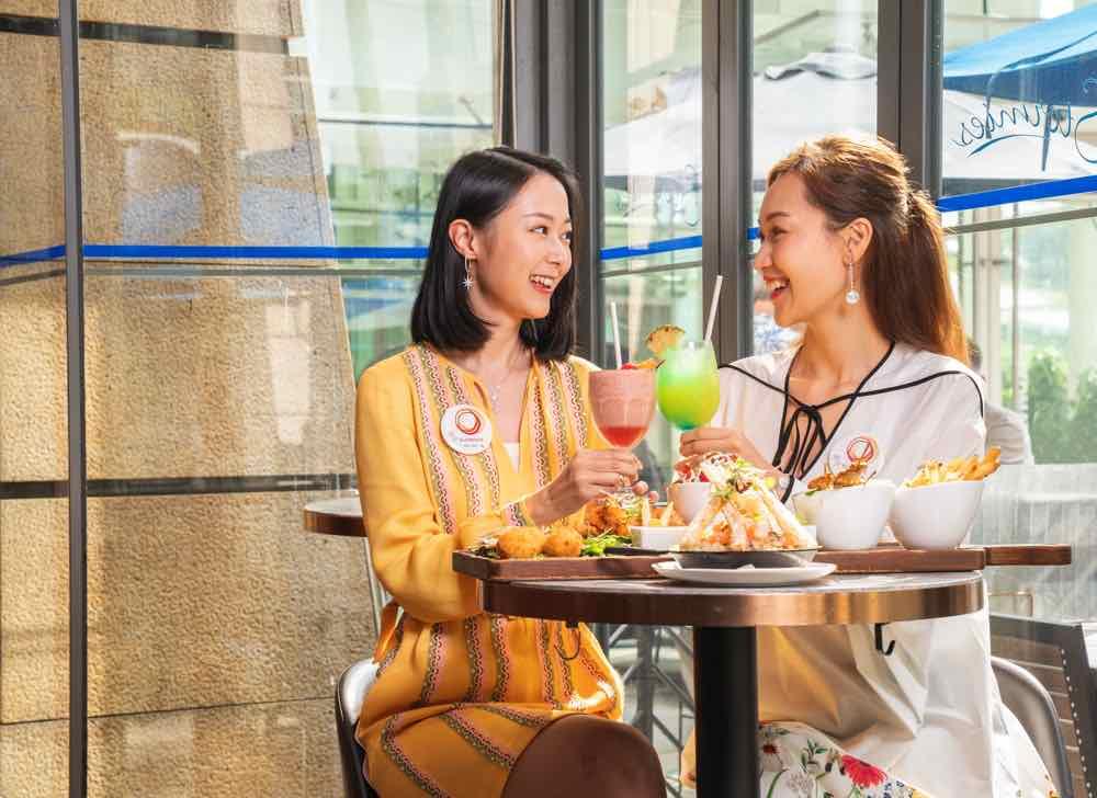ELEMENTS 圓方推「 初夏雙重消費賞 」  消費超過110%回贈
