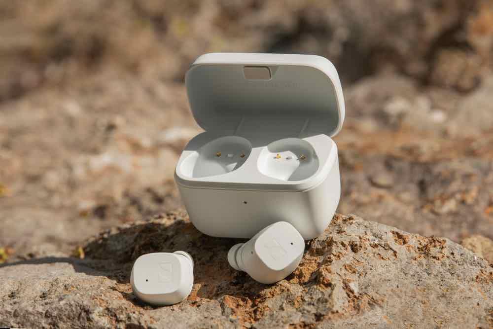 Sennheiser CX True Wireless 千元真無線耳機 提升電量 9 小時不停播