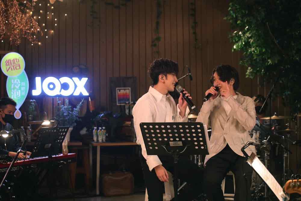 《 Anson Lo x Jer 全民 Tea Master 線上音樂會 》合體獻唱人氣歌曲