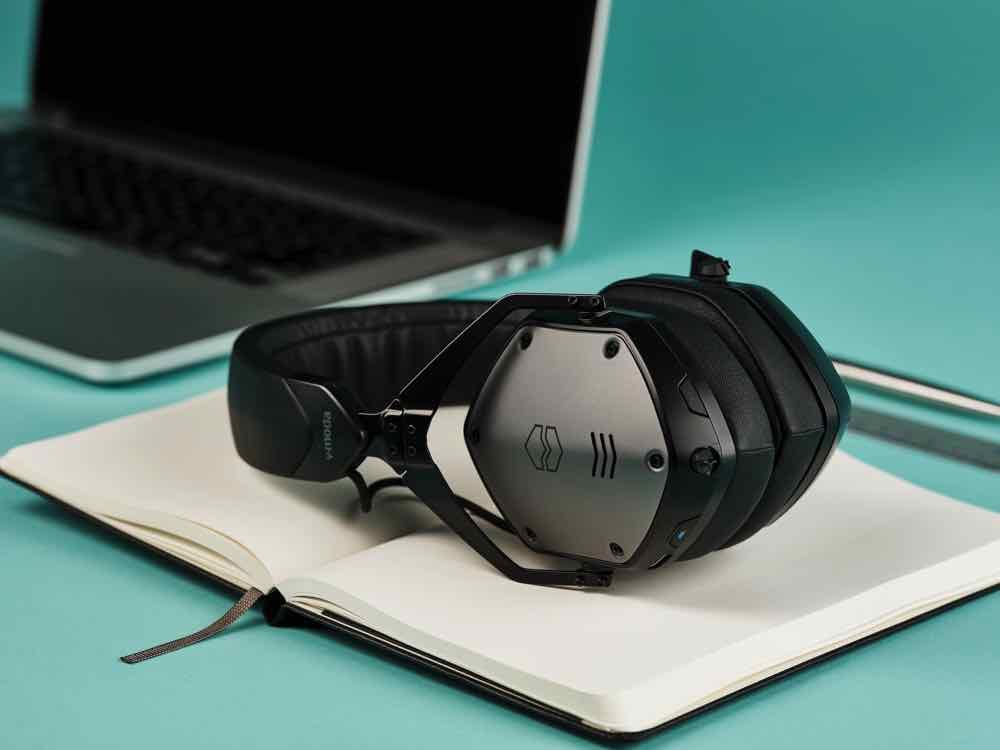 V-MODA  M-200 ANC 藍牙主動降噪耳機 Roland專業調音技術用盡耳機特性