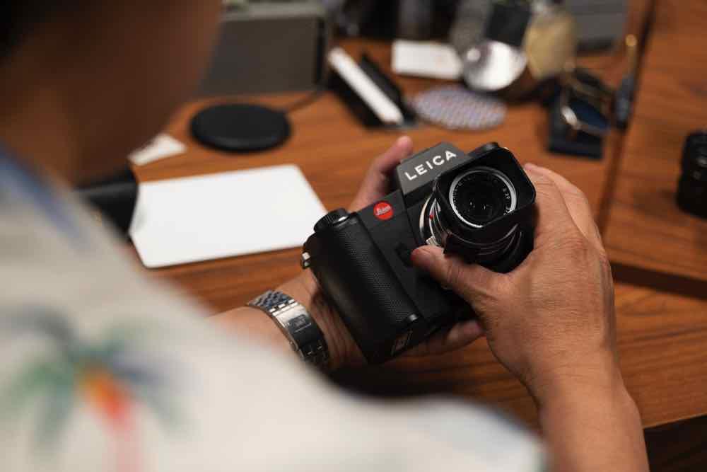 入坑玩埋舊鏡! 買 Leica SL2 、 SL2-S 單機或套裝可免費送 M-L 轉接環