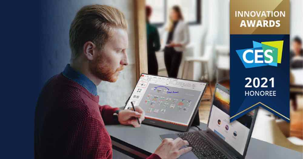 ViewSonic TD1655 便攜式顯示器 第二屏幕工作娛樂任你行