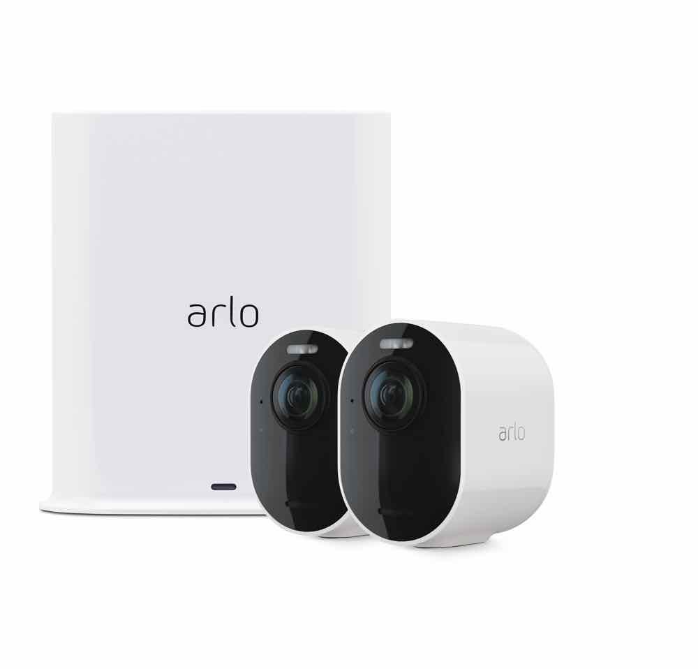Arlo 推出八月時優惠 購買全新 Arlo Ultra 2 即送超市禮券