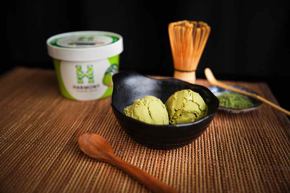 Harmony 意式手工雪糕  100%香港製造植物奶少肥素甜