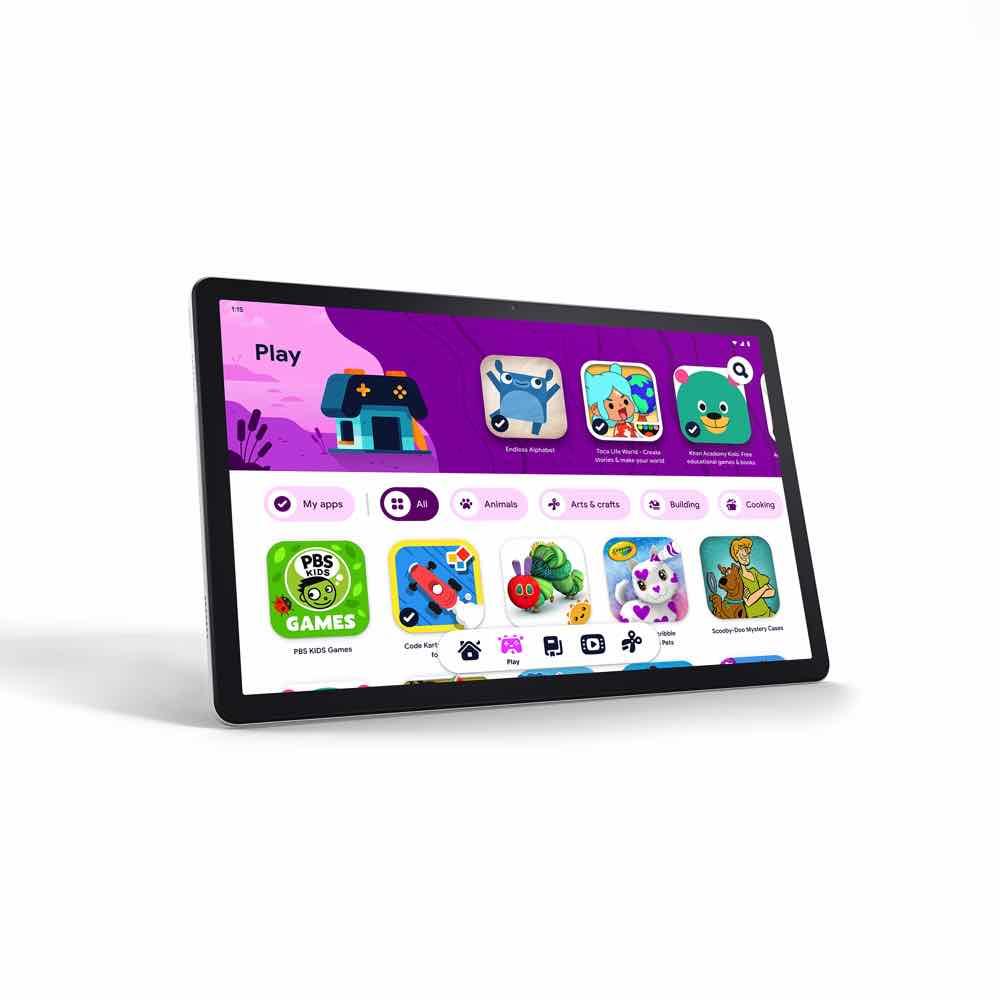 Lenovo 開學迎新產品推介   智能學習幫助學童健康發展提升表現