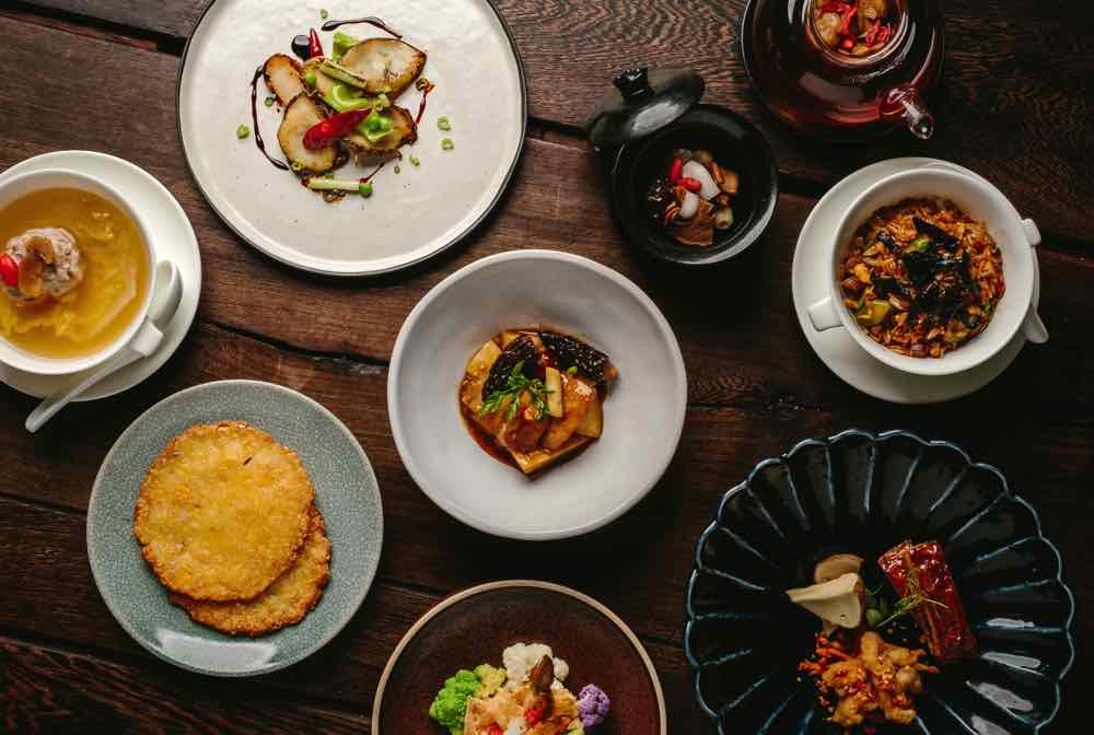 卅二公館推期間限定特色菇菌盛宴  11 菜色展示雲南野生食材多樣性