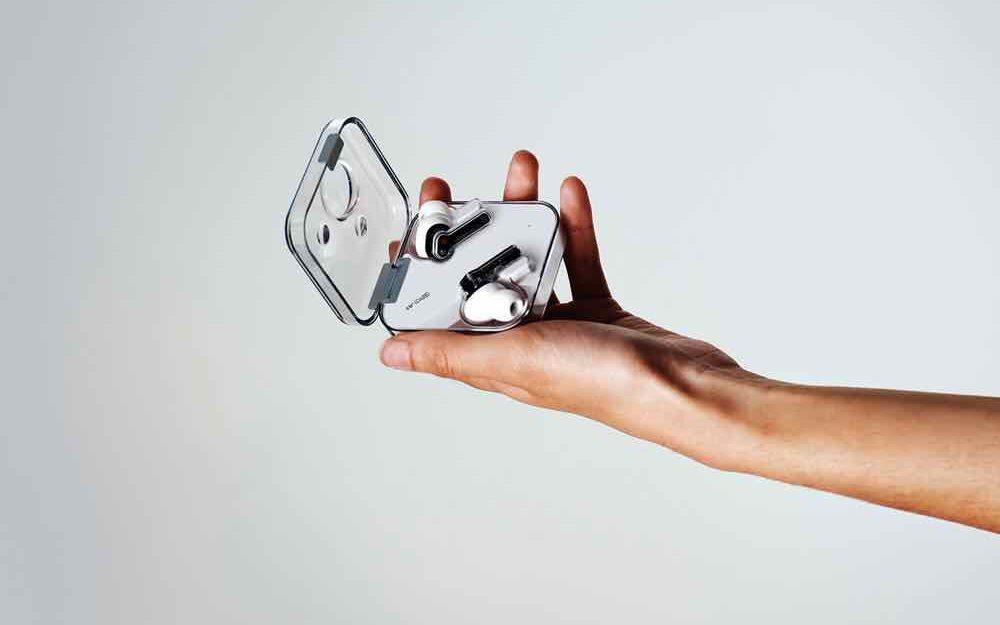 Nothing ear (1)  真無線耳機 透明風設計非一般音質感受