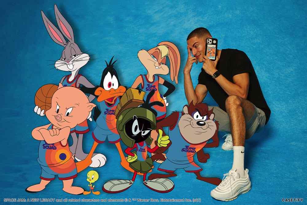 《太空也入樽:改朝換代》系列  與籃球大帝及一眾《樂一通 Looney Tunes》隊員攜手決戰魔星隊