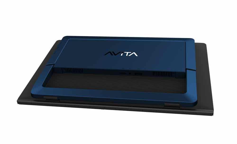 AVITA MAGUS 14 多合一筆記型電腦 Intel Core處理器配 14 吋特大觸控屏幕