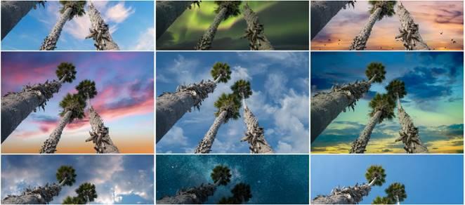 Adobe 桌面及 iPad 版 Photoshop 推出天空替換、修復筆刷及魔術棒工具等重大功能更新