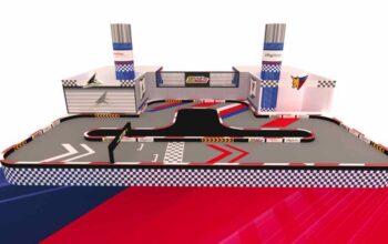 GPX高智能方程式世界巡展香港站GP》22Future GPX Cyber Formula World Tour HK Cityplaza GP22 2