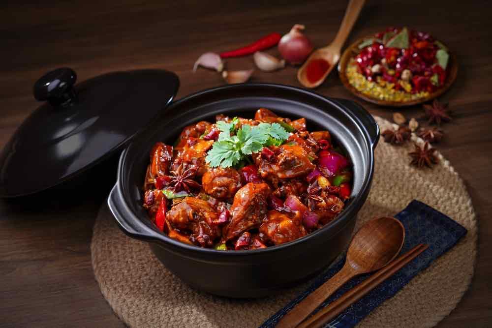 李錦記秘製麻辣雞煲醬  1 包醬料安在家人嘆美味辣雞煲