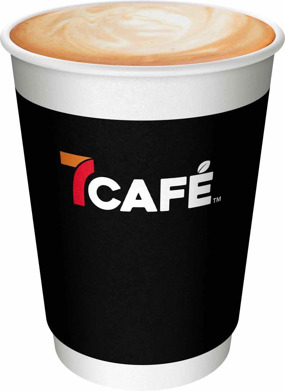 7CAFÉ初秋新口味「 肉桂蘋果味鮮奶咖啡 」 肉桂香配天然蘋果汁啖啖香甜
