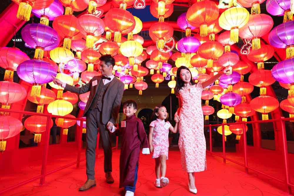 黃金海岸商場中秋節活動「月映金秋」 逾 100 傳統燈籠組成隧道濃厚中秋氣氛