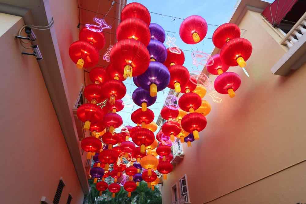 黃金海岸商場中秋節活動「月映金秋」 逾百傳統燈籠組成隧道濃厚中秋氣氛