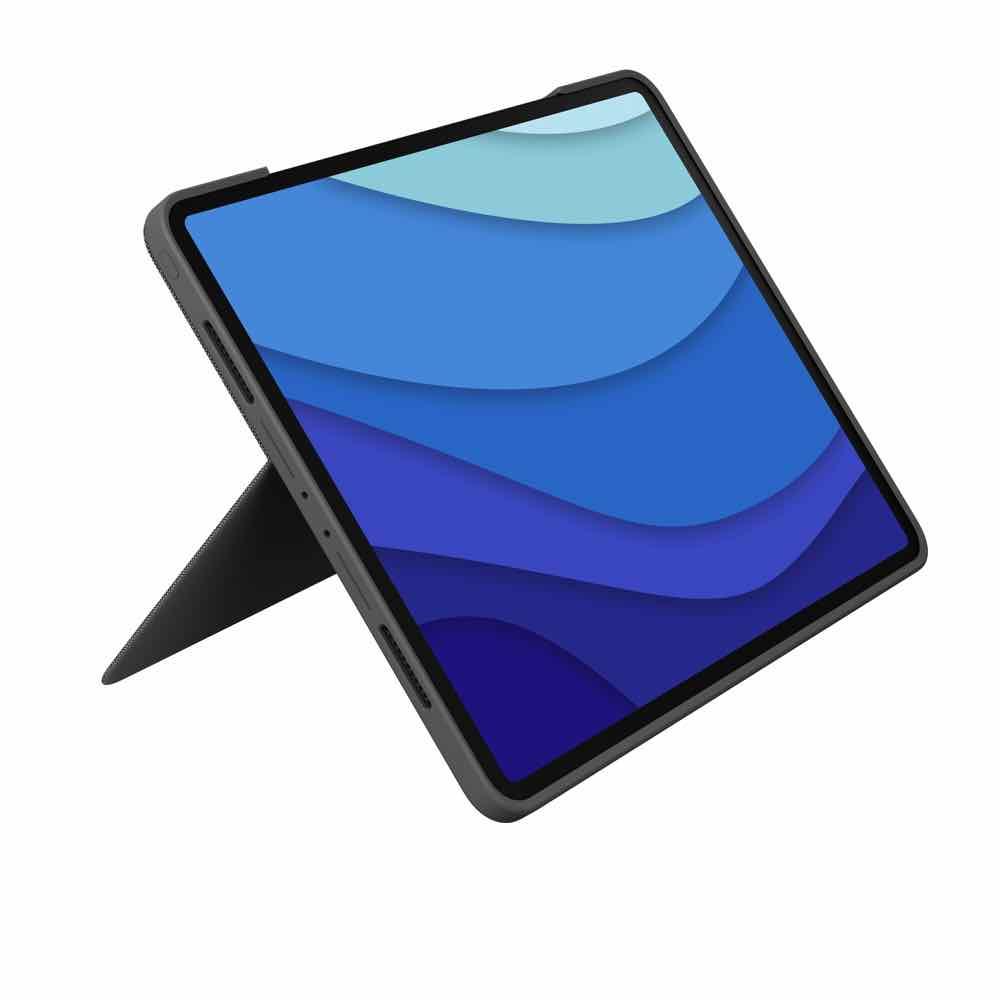新升級 Logitech Combo Touch iPad保護殼 可拆卸鍵盤及升級觸控板