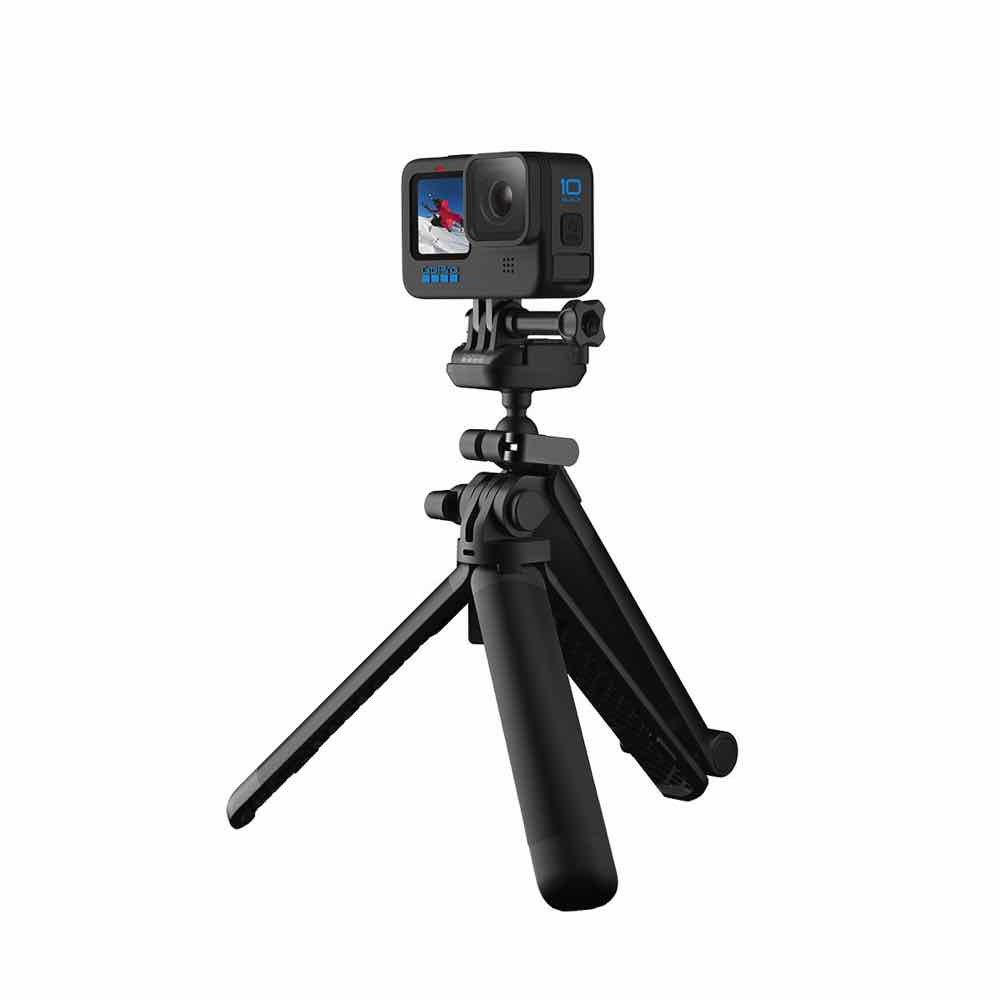 GoPro HERO10 Black 功能升級  拍攝 5.3K 影片加 23MP 照片