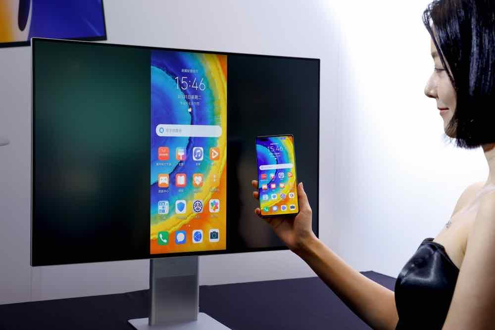 華為發佈旗艦級顯示屏HUAWEI MateView系列 $4,488 玩 34 吋 21:9 165Hz 曲芒