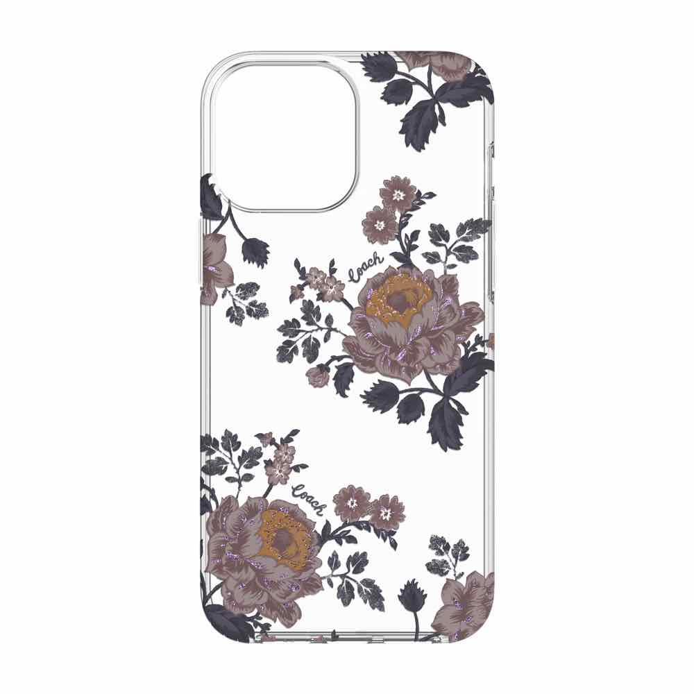Coach iPhone13 MoodyFloral