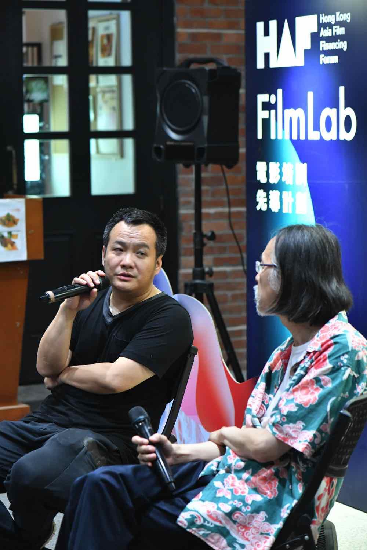 香港國際電影節協會成立電影業辦公室 (HKIFF Industry)  第20屆香港亞洲電影投資會(HAF) 回歸實體