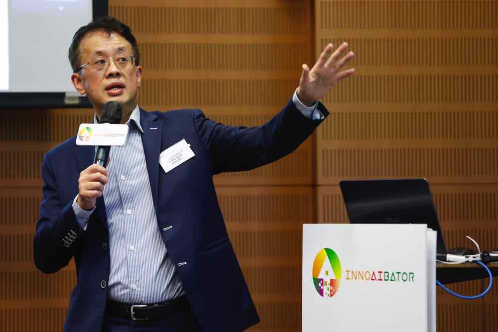 InnoAIbator 推本地研發「人工智能專利檢索評估」 快至20分鐘更全面更快捷