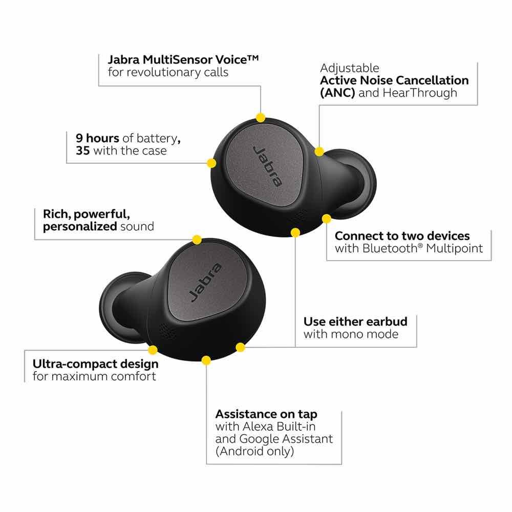 Jabra Elite 7 Pro / Active 登場  骨傳導技術配主動降噪新玩法