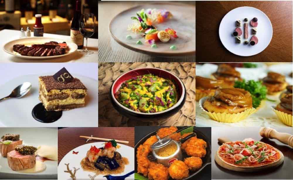 舌尖遨遊世界 Mastercard 超過  30 間餐廳精選餐牌及餐飲優惠券