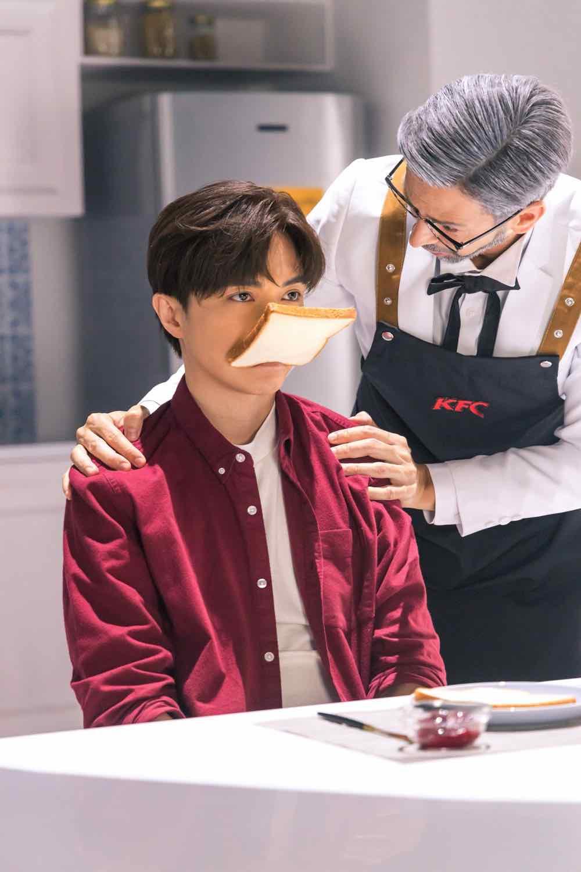 KFC 上校 X 張敬軒演繹 Soul Tasty 上校化身軒仔救星滋味入心