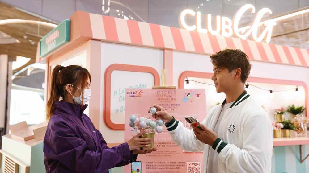 東薈城名店倉CLUB CG「一周年Chill慶典」 領團暢玩90 分鐘香港上空飛行旅程