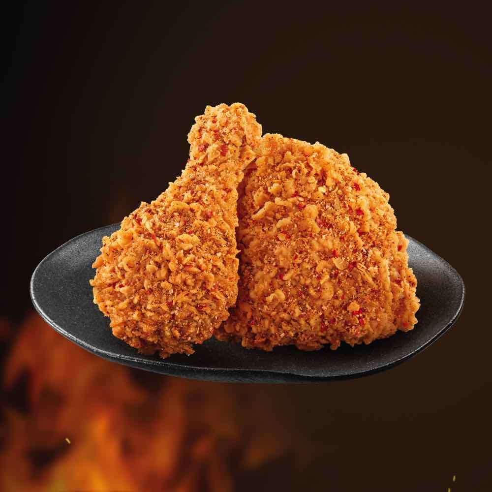 KFC推出期間限定「椒椒椒鹽雞」系列  「椒鹽雞」及「椒鹽雞翼」火熱登場