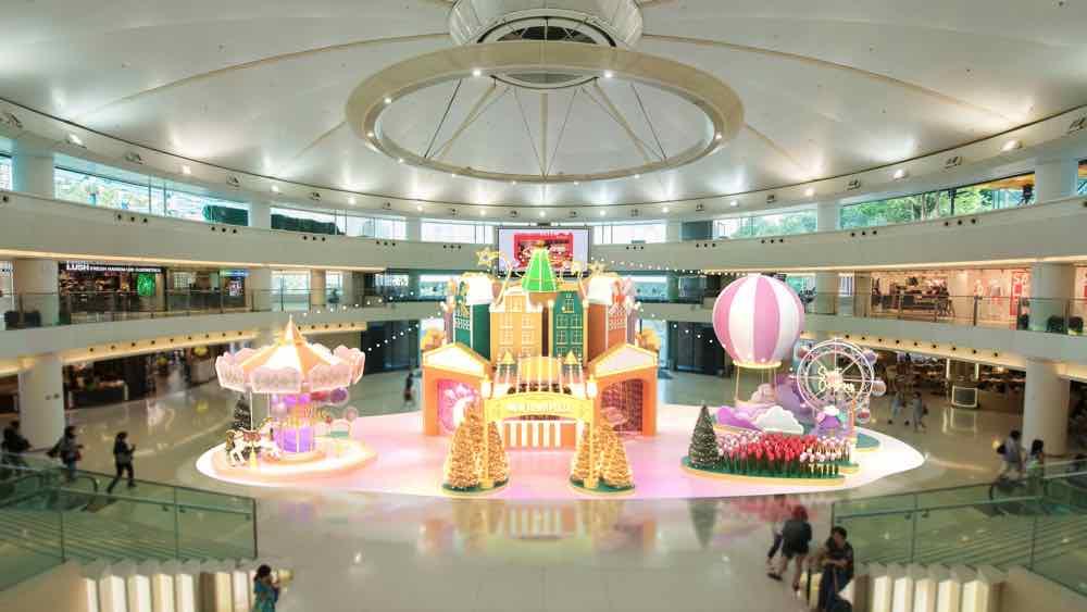 新城市廣場【Sweetmas Market】 歐陸聖誕甜蜜嘉年華  打造甜品控「Sweetmas美食市集」