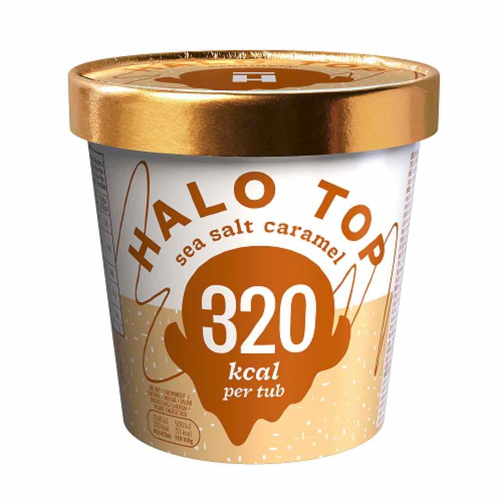 卡路里減半唔怕肥死  美國  HALO TOP低糖低卡高蛋白雪糕抵港