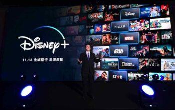 Disney,將於2021年11月16日登陸香港,月費為港幣73 元、年費則為港幣738元。