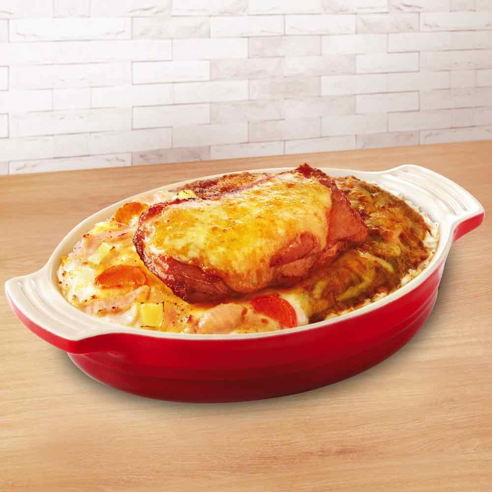 KFC期間限定「鴛鴦焗飯」登場  雞皇X沙嗲創新組合交織雙重滋味驚喜