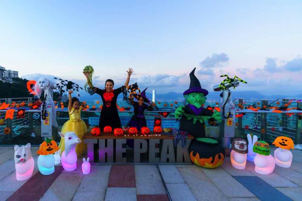 2021 Spooktacular Halloween @ The Peak 1