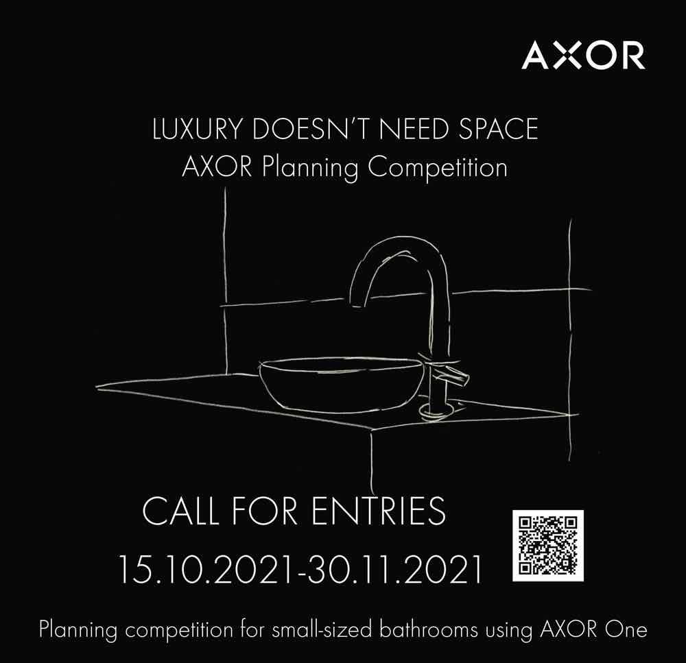 AXOR Compact Luxury Planning Competition 香港設計人才上位路