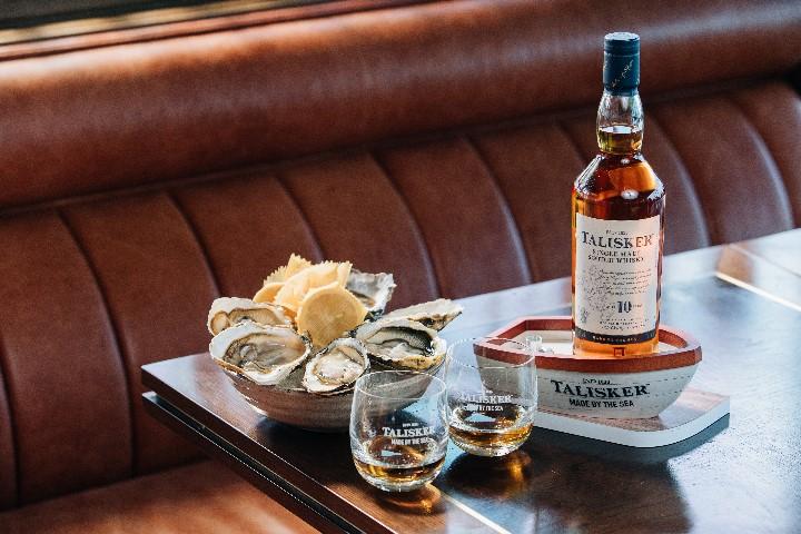 生蠔配威士忌限時美饌