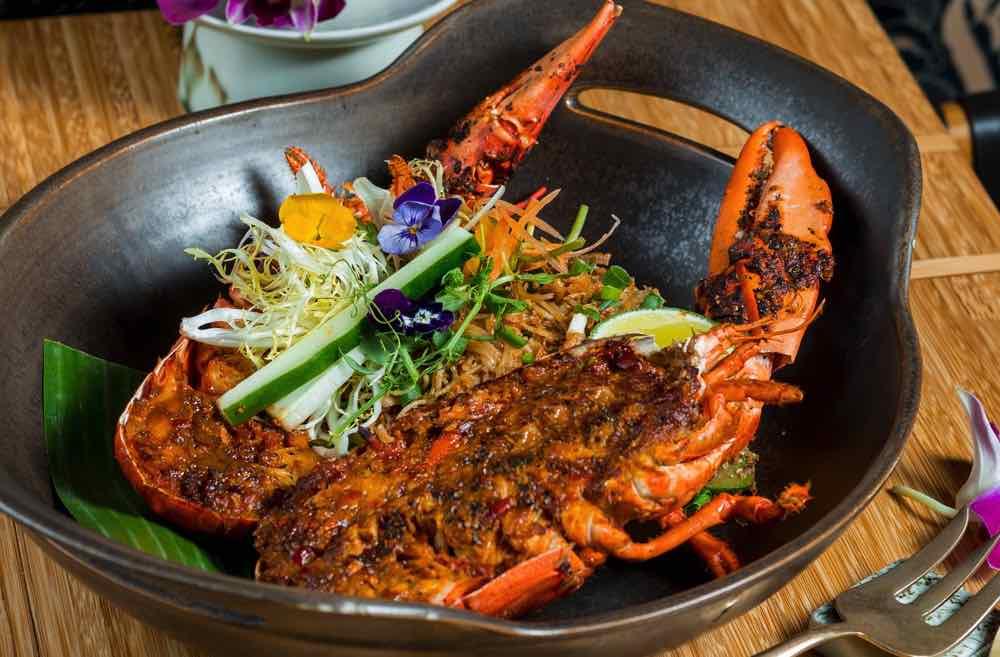 Jimbaran Lobster