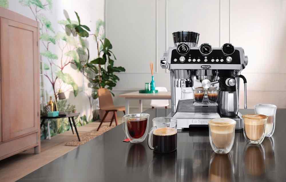 De'Longhi 推 La Specialista Barista級家用咖啡機  沙田期間限定店登場