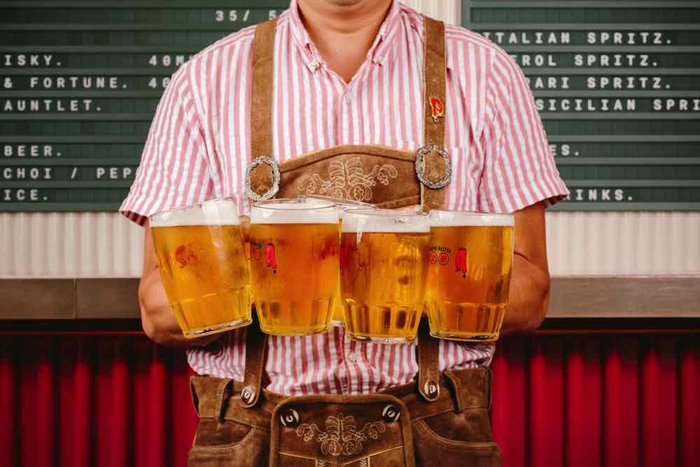 BaseHall 再度舉辦德國啤酒節  10 月 9 日一同感受巴伐利亞文化