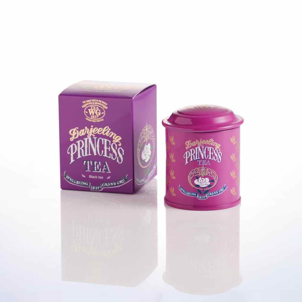 Mini Tea Tin 10 Flavours 大吉嶺公主 Darjeeling Princess Tea