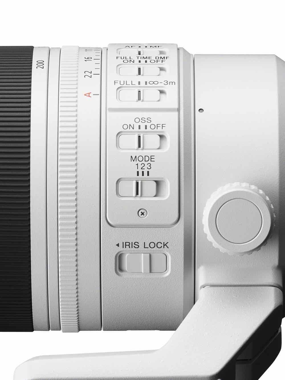 最新G Master鏡頭 Sony FE 70-200mm F2.8 GM OSS II  全球最輕大光圈遠攝變焦鏡頭